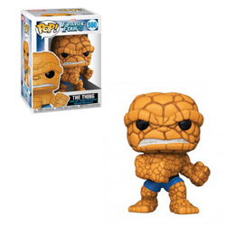 FANTASTIC FOUR - THE THING #560 BOBBLE-HEAD // FUNKO POP