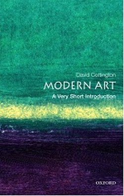 (P/B) MODERN ART - A VERY SHORT INTRODUCTION