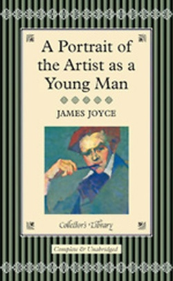 A PORTRAIT OF THE ARTIST AS A YOUNG MAN ( COLLECTOR'S LIBRA