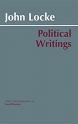 (P/B) JOHN LOCKE - THE POLITICAL WRITINGS ( 0872206769 )
