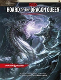 (H/B) HOARD OF THE DRAGON QUEEN // DUNGEONS AND DRAGONS ADVE