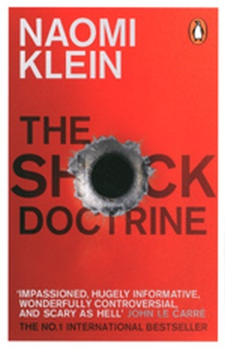 (P/B) SHOCK DOCTRINE // THE RISE OF DISASTER CAPITALISM