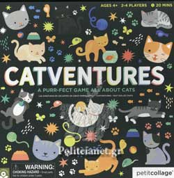 CATVENTURES // A PURR-FECT GAME ALL ABOUT CATS