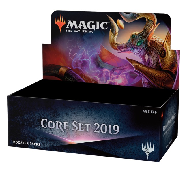 CORE SET 2019 PLANESWALKER DECK