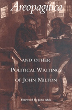 (P/B) AREOPAGITICA // AND OTHER POLITICAL WRITINGS OF JOHN M