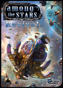 AMONG THE STARS: REVIVAL // EXPANSION FOR AMONG THE STARS -Ε