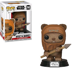 STAR WARS - WICKET W. WARRICK #290 // FUNKO POP