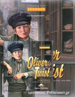 OLIVER TWIST (+CD) // ILLUS.