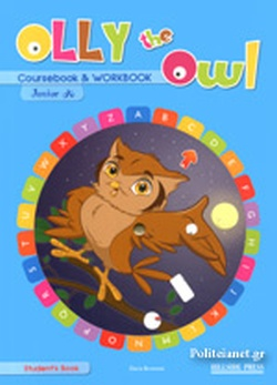 OLLY THE OWL JUNIOR A // COURSEBOOK AND WORKBOOK, STUDENT'S