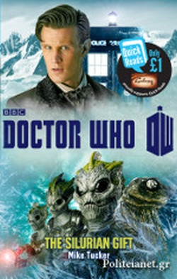 (P/B) THE SILURIAN GIFT (QUICK READS) // DOCTOR WHO
