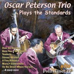 (CD) OSCAR PETERSON TRIO // PLAYS THE STANDARDS