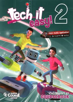 (PACK) TECH IT EASY! 2, COURSEBOOK (+CD+i-BOOK+GRAMMAR SONGS