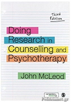(P/B) DOING COUNSELLING RESEARCH