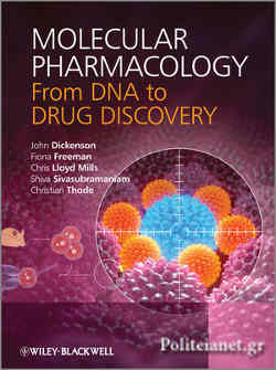 (P/B) MOLECULAR PHARMACOLOGY // FROM DNA TO DRUG DISCOVERY