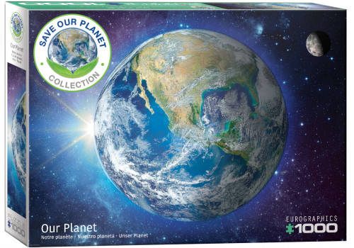 OUR PLANET SAVE OUR PLANET// 1000 PIECE PUZZLE