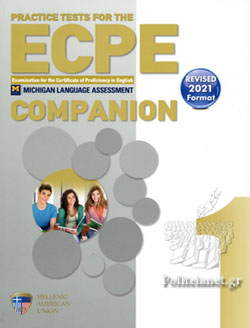 (2021) PRACTICE TESTS FOR THE ECPE 1 COMPANION // EXAMINATIO