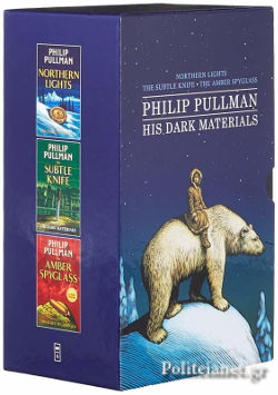 (P/B) HIS DARK MATERIALS TRILOGY // CHRIS WORMWELL SLIPCASE