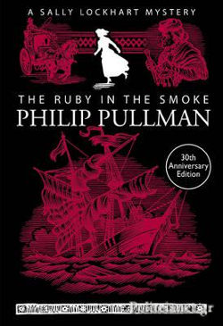 (P/B) THE RUBY IN THE SMOKE ( 0439977789 )