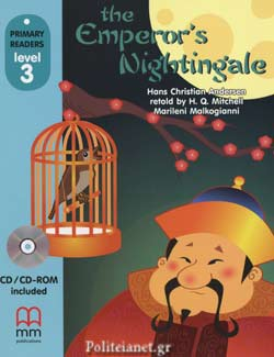 THE EMPEROR'S NIGHTINGALE (+CD/CD-ROM) // LEVEL 3