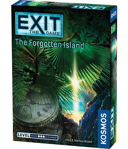 EXIT: THE FORGOTTEN ISLAND // ΕΠΙΤΡΑΠΕΖΙΟ ΠΑΙΧΝΙΔΙ ΠΑΡΕΑΣ, [