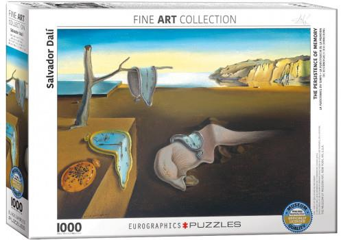 THE PERSISTENCE OF MEMORY  BY SALVADOR DALI // 1000 PIECE PU