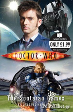 (P/B) THE SONTARAN GAMES (QUICK READS) // DOCTOR WHO