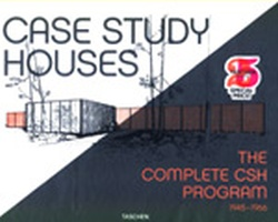 (H/B-25) CASE STUDY HOUSES - THE COMPLETE CSH PROGRAM 1945-1