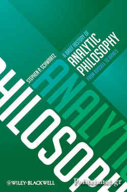(P/B) A BRIEF HISTORY OF ANALYTIC PHILOSOPHY // FROM RUSSELL