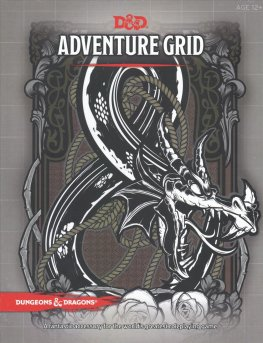DUNGEONS & DRAGONS RPG - ADVENTURE GRID