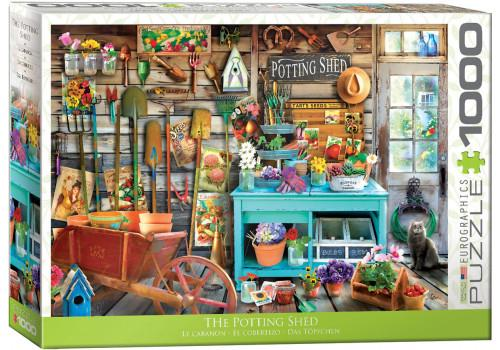 THE POTTING SHED // 1000 PIECE PUZZLE