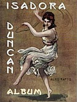 Cover of Isadora Duncan και οι καλλιτέχνες