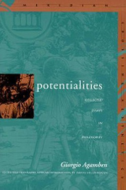 (P/B) POTENTIALITIES // COLLECTED ESSAYS IN PHILOSOPHY