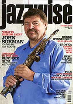 JAZZWISE T.133 - AUGUST 2009