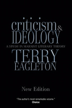 (P/B) CRITICISM AND IDEOLOGY - A STUDY IN MARXIST LITERARY T