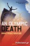 (P/B) AN OLYMPIC DEATH