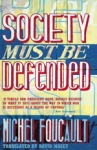 (P/B) SOCIETY MUST BE DEFENDED