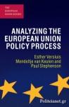 (P/B) ANALYZING THE EUROPEAN UNION POLICY PROCESS