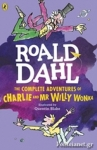 (P/B) THE COMPLETE ADVENTURES OF CHARLIE AND MR WILLY WONKA
