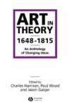 (P/B) ART IN THEORY 1648-1815