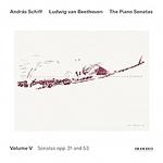 (2CD) THE PIANO SONATAS, VOLUME V: SONATAS opp. 31 and 53