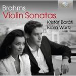 (CD) VIOLIN SONATAS