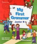 MY FIRST GRAMMAR - JUNIOR B