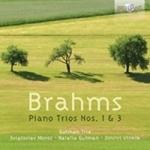 (CD) PIANO TRIOS Nos.1, 3