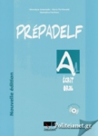 PREPADELF A1 ECRIT ORAL (+CD)