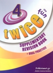 (PACK) TWICE THE FUN 4 (+iBOOK+SUPPLEMENTARY REVISION BOOK+COURSEBOOK+2CD+ACTIVITY BOOK+WRITER'S PORTFOLIO)