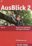 AUSBLICK 2 GLOSSAR B2