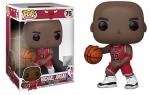 BASKETBALL NBA: CHICAGO BULLS - MICHAEL JORDAN 25cm (RED JERSEY) #75