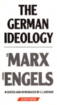 (P/B) THE GERMAN IDEOLOGY (STUDENT'S EDITION)