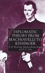 (P/B) DIPLOMATIC THEORY FROM MACHIAVELLI TO KISSINGER