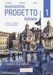 NUOVISSIMO PROGETTO ITALIANO 1 A1-A2 (+CD)
